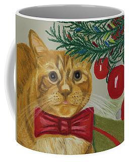 Christmas With Rufus Coffee Mug