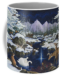 Christmas Wonder Coffee Mug