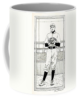 Christy Mathewson Coffee Mug