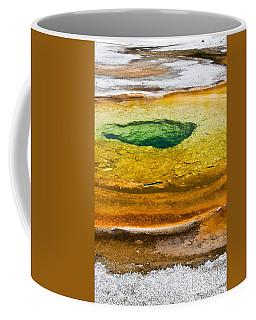 Chromatic Pool Vertical Coffee Mug