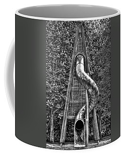 Chromium Slide Coffee Mug by Semmick Photo