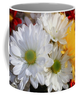 Chrysanthemum Punch Coffee Mug