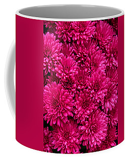 Chrysantheumums Coffee Mug