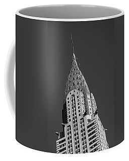 Chrysler Building Bw Coffee Mug