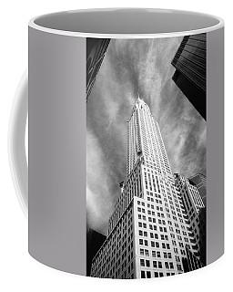 Chrysler Building Infrared Coffee Mug