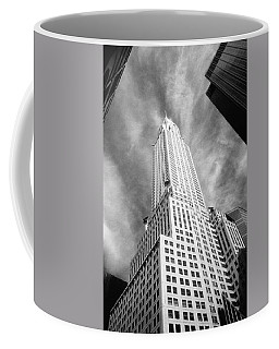Chrysler Building Infrared Coffee Mug