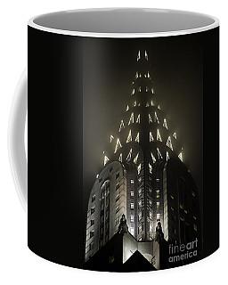 Chrysler Fog Lights Coffee Mug