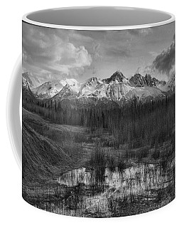 Chugach Mtn Range Coffee Mug