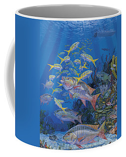 Chum Line Re0013 Coffee Mug