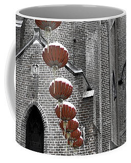 Church Lanterns Coffee Mug