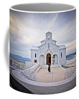 Church Of Croatian Martyrs In Udbina Coffee Mug