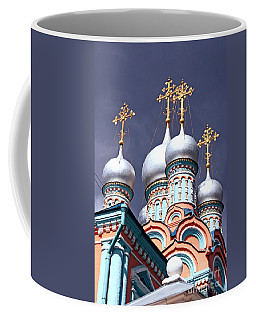 Church Of Neokessariyskogo Coffee Mug