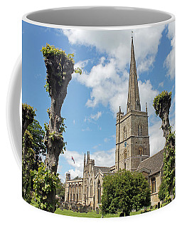Church Of St John The Baptist Coffee Mug