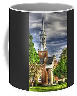 Church Of The Abiding Presence 1a - Lutheran Theological Seminary At Gettysburg Spring Coffee Mug