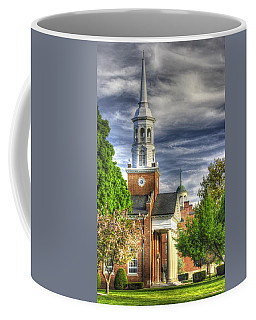 Church Of The Abiding Presence 1a - Lutheran Theological Seminary At Gettysburg Spring Coffee Mug