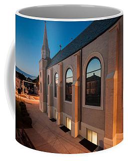Church Reflections Coffee Mug