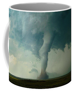 Churning Twister Coffee Mug