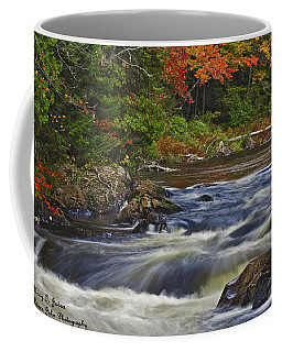 Chute Croches Coffee Mug