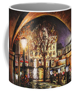 Cieszyn At Night Coffee Mug