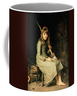 Cinderella, 1881 Oil On Canvas Coffee Mug