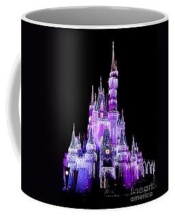 Cinderella's Castle Coffee Mug by Lisa L Silva