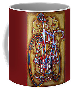 Cinelli Laser Bicycle Coffee Mug