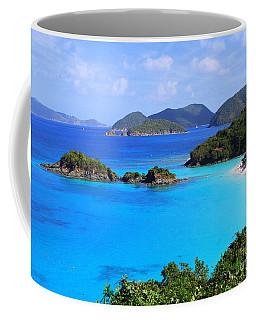 Cinnamon Bay St. John Virgin Islands Coffee Mug
