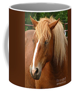 Cinnamon Girl Coffee Mug by Greg Patzer