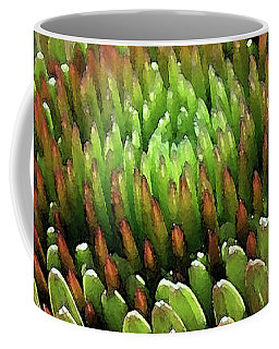 Coffee Mug featuring the photograph Circle Of Friends by Jean OKeeffe Macro Abundance Art