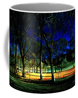 Coffee Mug featuring the photograph Circle Of Trust by Gunter Nezhoda