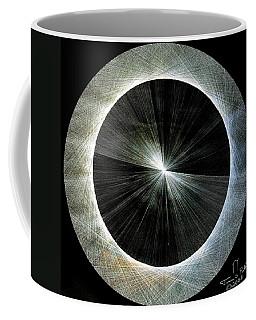 Circles Do Not Exist 720 The Shape Of Pi Coffee Mug