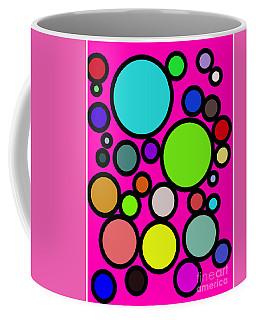 Circles Galore Coffee Mug