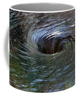 Coffee Mug featuring the photograph Circling by Wendy Wilton