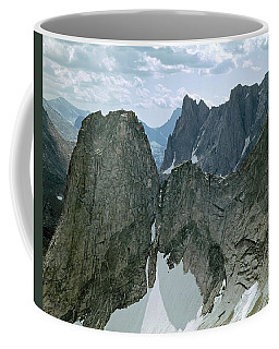 209615-cirque Of Towers, Wind Rivers, Wy Coffee Mug