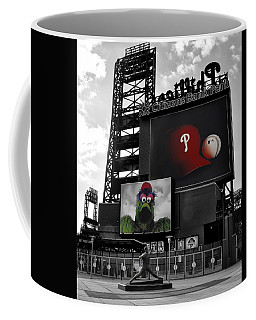 Citizens Bank Park Philadelphia Coffee Mug