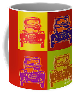 Citroen 2cv Coffee Mug