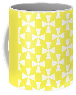 Citrus Twirl Coffee Mug