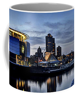 City At A Glance Coffee Mug