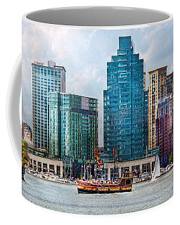 City - Baltimore Md - Harbor East  Coffee Mug