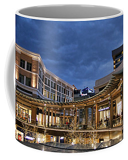 Coffee Mug featuring the photograph City Creek by Ely Arsha