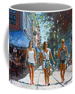 City Girls Coffee Mug