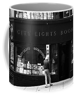 City Lights Bookstore - San Francisco Coffee Mug