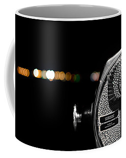 City Lights In Bokeh Coffee Mug