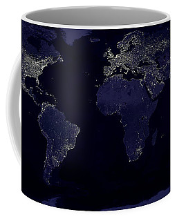 City Lights Coffee Mug