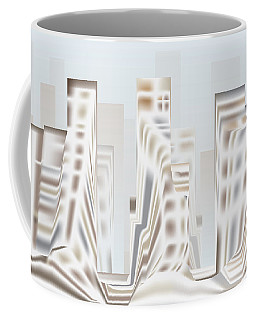 City Mesa 2 Coffee Mug