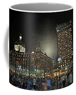 City Never Sleeps Coffee Mug by Manjot Singh Sachdeva