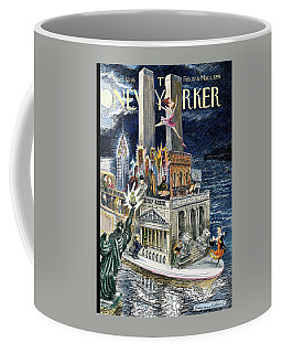 City Of Dreams Coffee Mug