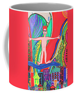City Of God Coffee Mug