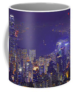 City Of Magic Coffee Mug