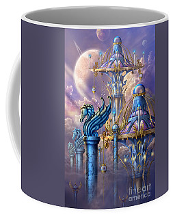 City Of Swords Coffee Mug